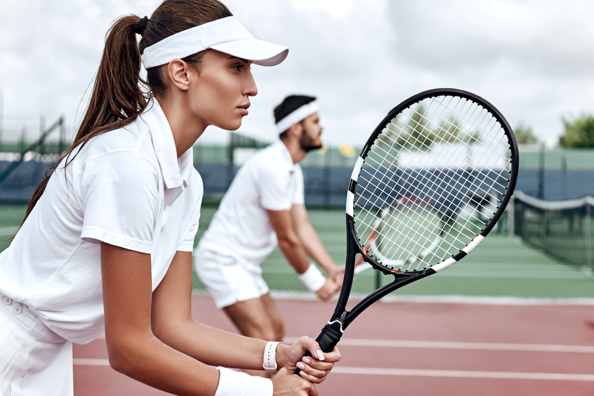 Corporate Tennis Events - Potential Corporate Programmes